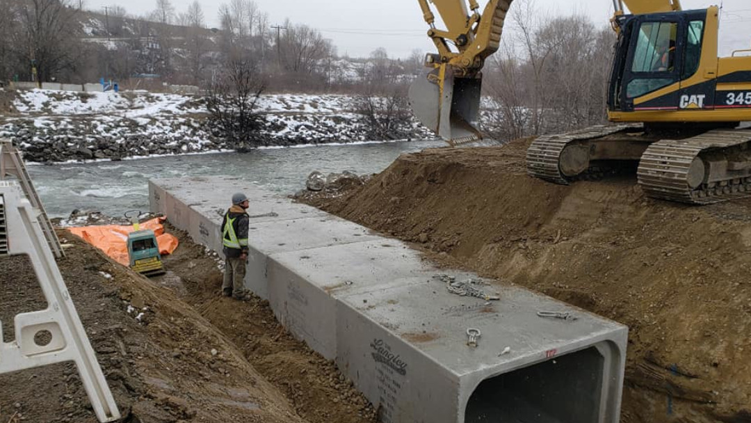 Road 6 to 9 Culvert Upgrades